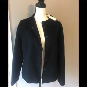 🍂 NWT Talbots Light/ Soft Classic Wool Coat